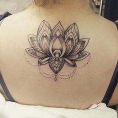#lotus #lotusflower #tattoo #inked
