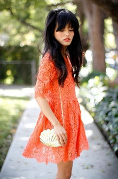 orange = love!