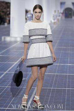 Chanel Ready To Wear Spring Summer 2013 Paris - NOWFASHION