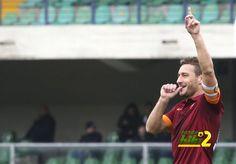 توتي يصل لهدفه الـ 250 في الدوري الإيطالي