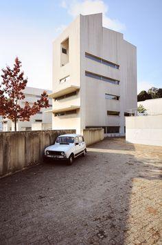Faculdade de Arquitectura, Porto - Dacian Groza, photographer