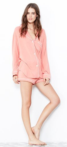 Lurin Short Pajama Set | Marigot Collection 20% off with code OPRAH