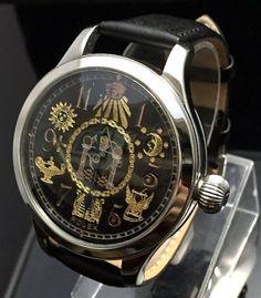 【ROLEX - ロレックス】 アンティークフリーメイソンデザインメンズ腕時計 3 - アンティーク腕時計のfreemen~オメガやロンジン等の腕時計通販販売