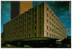 Victoria Hotel - near the Johannesburg station. Ol Days, The Good Old Days, Landscape Photography, South Africa, The Past, Old Things, Victoria, History, City