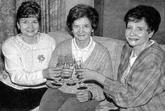 Yvonne. Annette & Cecille's 60th birthday