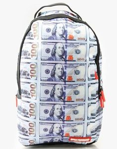 SPRAYGROUND NEW MONEY DLX BACKPACK  #dablockshop #rap #caylerandsons #discount #picoftheday #streetwear #rome #hat #swag #snapbacks