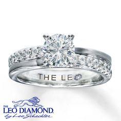 """THE LEO""   Leo Diamond Ring   size 7+   Diamond ring"
