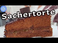 Saftige Sachertorte - YouTube