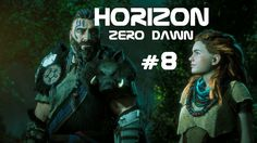 Let's Play Horizon Zero Dawn #08 - Der Pfad der Zerstörung [Deutsch/German]