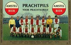 Amstel bier reclame