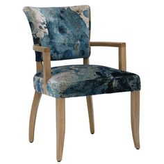 Timothy Oulton Mimi Dining Armchair, Paisley - Barker & Stonehouse