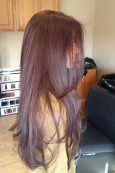 Really Pretty Long Straight Hairstyles