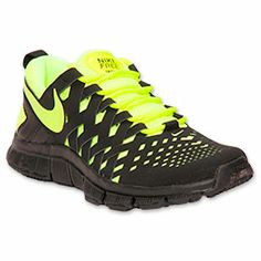 Cross training calls for more than just a great pair of running shoes, it calls for athletic shoes that can handle all types of movements, like the innovative Nike Free Trainer 5.0. The barefoot-like feel you expect from a Nike Free is combined with