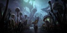 Deeper into the Swamp by *JoshEiten on deviantART