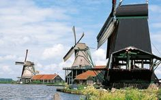Funções dos moinhos de vento na Holanda - Moinhos de vento - Holland.com