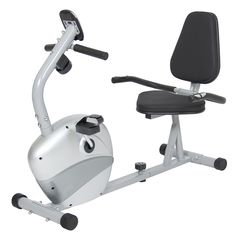 Best Choice Products Stationary Recumbent Exercise Bike Cardio Fitness Equipment. HIGH QUALITY DESIGN- For low impact exercises in the comfort of your home, our premium recumbent exercise bike features a 2-way flywheel an adjustable cushioned seat. CHALLENGE YOUR WORKOUT- Features 8 adjustable tension levels designed with smooth, magnetic resistance. TRACK YOUR PROGRESS-Easy to read, LCD display features a tScan and odometer. Monitor your time, speed, distance, calories, and pulse. STABLE...