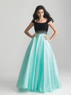 Popular Long prom dress in 2015