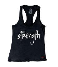 Peace Love World for I AM CrossFit - I AM Strength