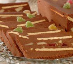 Delfia kake liten Alf´s spesial oppskrift