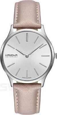 Kobieca #Hanowa. #watch #work #classic #pure #pink #silver #butikiswiss #dlaniej