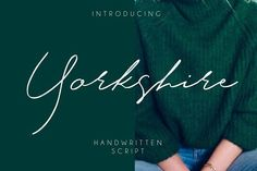 Yorkshire by Mellow Design Lab on @creativemarket
