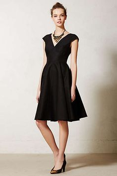Anthropologie - Minuet Dress formal??