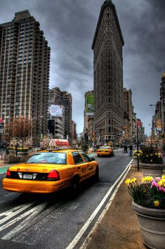 NYC, Flat Iron Building by Philippe Dumont on 500px