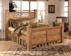 Decorate Bedroom with Queen Size Bed Sets >> http://goo.gl/ejrOHx #queenbedsetswithstorage   #queenbedroomfurniturephoenix