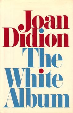 Joan Didion on Hollywood's Diversity Problem: A Masterpiece from 1968 That Could Have Been Written Today | Brain Pickings