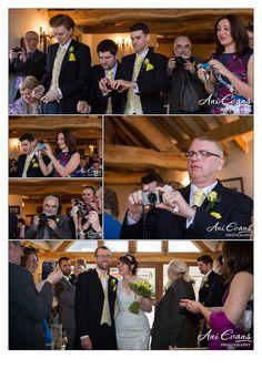 Wethele Manor Wedding Photography Ceremony Candid