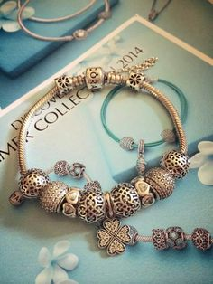 Lucky in love dangle from 2014 summer collection