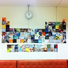 @ScientistMags  Periodic Table on Show #scicomm #sciart #seemyscience @ Bayliss Building