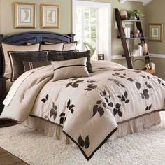 Shop our top quality and Designer Comforter king Sets to add style to your bedroom and guestroom. Get the King Size Comforter Sets.You can easily Buy in your Budget Full Size Comforter Sets, Bedroom Comforter Sets, Best Bedding Sets, Queen Comforter Sets, Luxury Bedding Sets, Bedroom Sets, Bedroom Decor, Bedroom Stuff