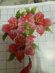1 million+ Stunning Free Images to Use Anywhere Xmas Cross Stitch, Cross Stitch Needles, Cross Stitch Rose, Cross Stitch Flowers, Cross Stitching, Cross Stitch Embroidery, Christmas Embroidery Patterns, Free To Use Images, Flower Coloring Pages