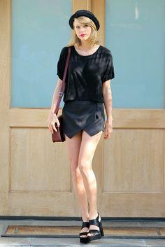Taylor Swift Is Bringing Back the Beloved Skort of Your Youth