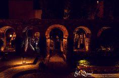 bodas en castillos y murallas