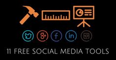 All these free social media tools that you can use to take your marketing to the next level.