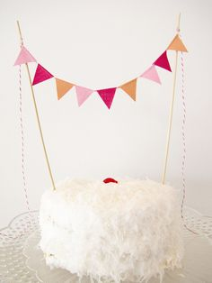 cake bunting