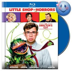 """#onsale <p> #Little #Shop of Horrors: The Director's Cut + Theatrical (BD Book) (BD Book)</p><p>A skid-row florist's """"mean green mother"""" of a monster plant is the ..."""