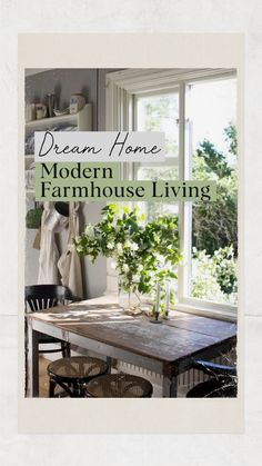 Interior Decorating Styles, Home Decorating, Interior Design, Country Farmhouse Decor, Farmhouse Chic, Diy Rustic Decor, Beautiful Living Rooms, Home Renovation, Decoration