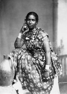 """Dravidian- The ancient """"blue race"""" of India still exists in the bloodlines. Description from pinterest.com. I searched for this on bing.com/images"""