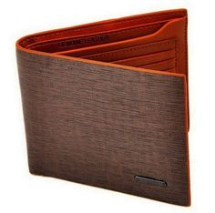 Black Friday Stylish Brown Billfold Coffee Leather Wallet Credit Card Men  Purse Clutch Bifold from MGM Cyber Monday d44e0c2f678