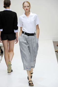 Margaret Howell Spring/Summer 2009 Ready-To-Wear
