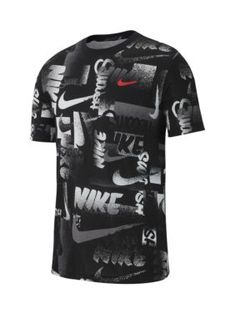 Nike Men's Training T Shirt - Camisa Nike, Nike Clothes Mens, Nike Outfits, Baby Clothes Shops, Tshirts Online, Streetwear Fashion, Nike Men, T Shirt, Nike Shirt