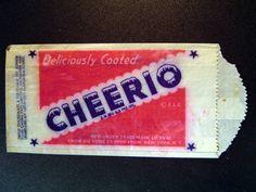 Cheerio ice cream bars... loved!