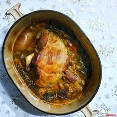 Gigot d'Agneau de 7 heures Cuisson au Four Healthy Breakfast Recipes, Healthy Recipes, Easy Home Recipes, Cuisine Diverse, Moussaka, Lamb Recipes, Charcuterie, How To Stay Healthy, Table