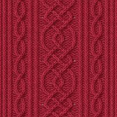 Web Server's Default Page - Diy Crafts Aran Knitting Patterns, Knitting Stiches, Cable Knitting, Knitting Charts, Knit Patterns, Stitch Patterns, Creative Knitting, Yarn Inspiration, Cross Stitch Borders