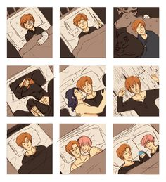 9 nights in Remus John Lupin's life. <3
