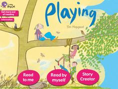 Playing Story Creator + 7 other titles for young reader & writers - FREE for a limited time!!