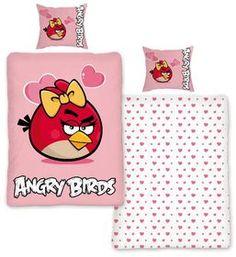 Angry Birds, Komplet pościeli, 140x200 cm-Rovio Entertainment Ltd